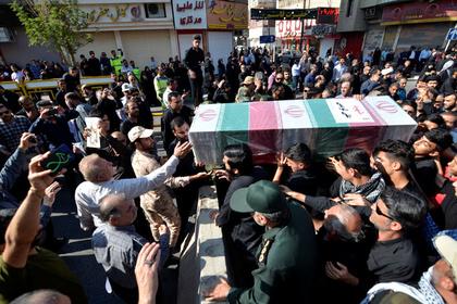Иран напомнил США о терактах 11 сентября