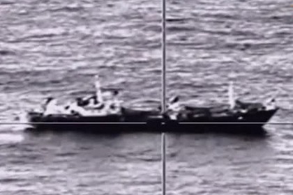 Запущенная Су-34 ракета Х-35У разбомбила корабль