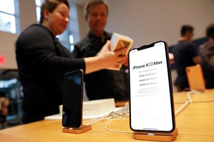 В iPhoneXs нашли новый дефект