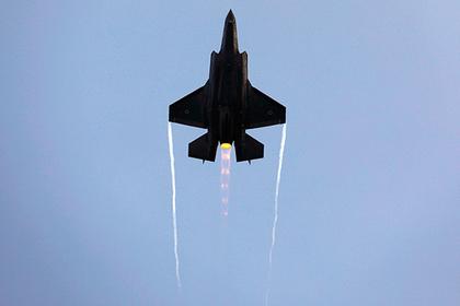 Израильскому F-35 предрекли уничтожение C-300