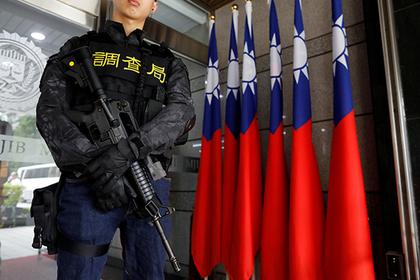 США решили вооружить китайскую провинцию и разозлили Китай