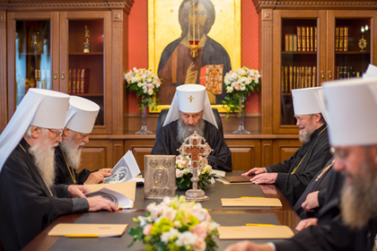 На Украине решили изгнать посланцев Константинопольского патриарха