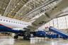 Первый контракт на поставку 30 самолетов ведущему российскому перевозчику был подписан 7 декабря 2005 года. В июне 2011 года первый SSJ100 в составе самолетного парка «Аэрофлота» совершил дебютный полет, а в 2016 году ПАО «Аэрофлот» и АО «ГСС» объявили об исполнении данного контракта. 18 июля 2017 года был подписан второй контракт на поставку 20 самолетов SSJ100. Позже, 10 сентября 2018 года «Аэрофлот» подписал соглашение на поставку еще 100 самолетов SSJ100, которые должны поступить в парк авиакомпании до 2026 года.