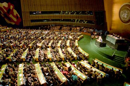 Представитель Крыма в ООН пожаловался на угрозы со стороны делегации Украины
