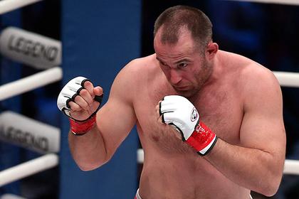 Российский боец UFC «придушил» представителя спецслужб