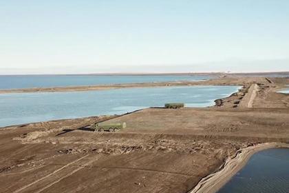 «Бастион» впервые применили в Арктике