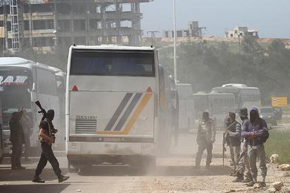 Боевики в Идлибе начали отступление из демилитаризованной зоны