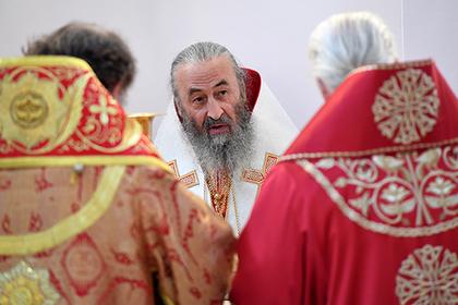 Глава Украинской православной церкви попал на «Миротворец»