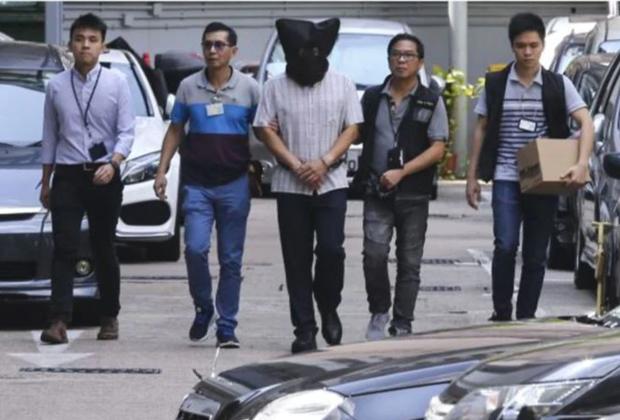 Арест Хау Ким Сана