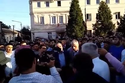 Жители Сунжи выступили против передачи земель Чечне