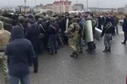 Стало известно об уступках ингушских властей после митингов