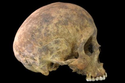 Раскрыта тайна захоронения с изуродованными скелетами