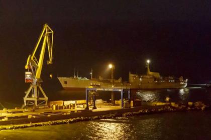 Объяснено появление украинских кораблей в Азовском море
