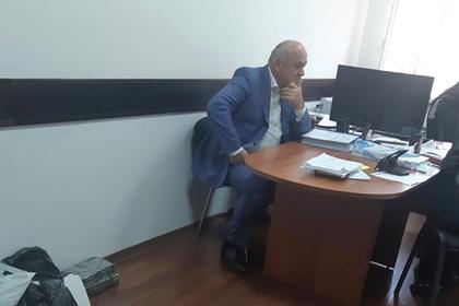 Следственный комитет сообщил подробности задержания Абдулатипова