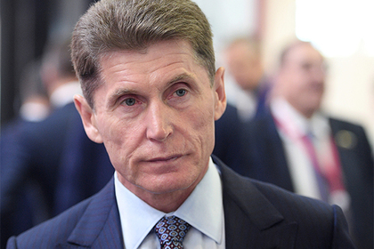 Приморье возглавит губернатор Сахалина Олег Кожемяко