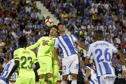 «Барселона» пропустила дважды за минуту и впервые в сезоне проиграла
