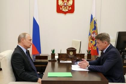 Путин высказался о ситуации с выборами в Приморье