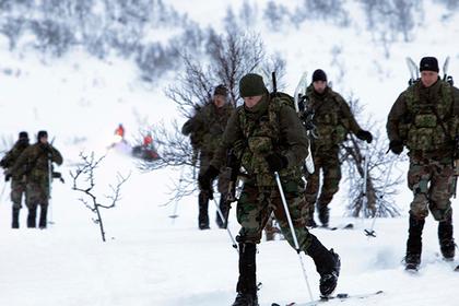 Голландские военные поехали на учения в Норвегию и замерзли