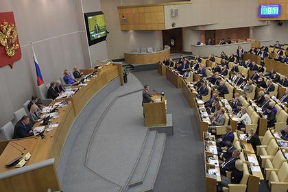 Депутатов пожурили за селфи во время заседания