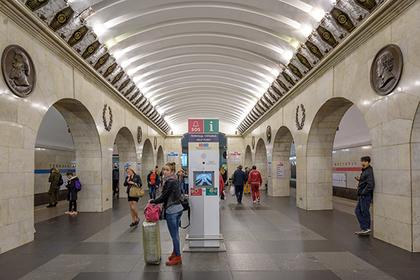 Рожденный в петербургском метро ребенок остался без матери