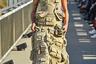 Если бы Анатолий Вассерман был женщиной, то, вероятно, одевался бы именно так. Дом Marine Serre показал платье, в котором карманов больше, чем в легендарной жилетке прославленного победителя интеллектуальных телеигр.