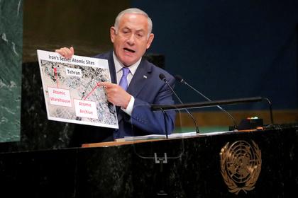 Иран и Израиль обнаружили друг у друга секретные разработки ядерного оружия