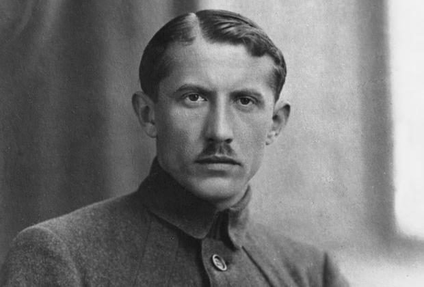 Евгений Коновалец