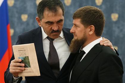 Чечня и Ингушетия обменялись землями