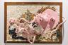 Осьминоги вообще были популярным мотивом на viennacontemporary 2018.   Австрийская галерея Meyer Kainer торговала осьминогами Вольфганга Гантнера — одного из художников местной довольно известной арт-группы «Желатин», которые как команда больше прославились провокационными перформансами (например, участники занимались любовью с глиной), но каждый автор по отдельности имеет право на живопись. В этом случае — что-то среднее между живописью и скульптурой.