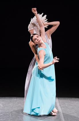 Мировая премьера балета «Айседора» в Калифорнии