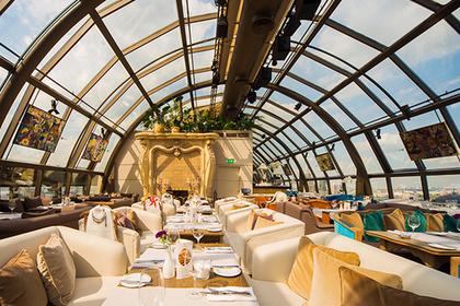 Один из лучших ресторанов в мире накормит москвичей креветками с рассолом