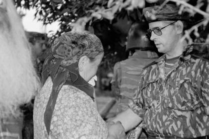 В Грозном помолились о здравии подорванного боевиками Героя России