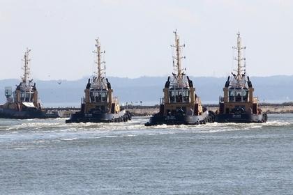 Возможность морской блокады России назвали фантазией