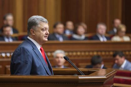 Порошенко поблагодарил Путина за европейскую Украину