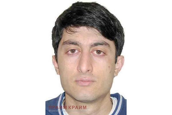 Ираклий Рехвиашвили (Тарзан)