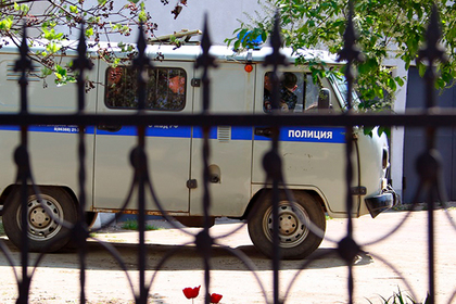 ВМоскве полицейские зазамечание расстреляли прохожего