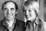 Шансонье сыграл более чем в 60 фильмах. За заслуги перед кинематографом его наградили «Золотым львом», почетной премией «Сезар» и звездой на Аллее славы в Голливуде. Азнавур сыграл в таких лентах, как «Стреляйте в пианиста» Франсуа Трюффо и «Завещание Орфея» Жана Кокто.