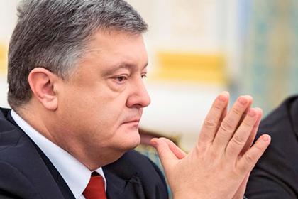 На Порошенко подали в суд за вмешательство в дела православной церкви