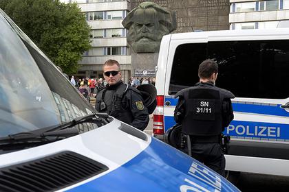 ВГермании задержали шесть подозреваемых внападении наиностранцев вХемнице