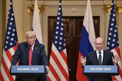 Путин обошел Трампа в мировом доверии
