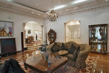 Месяц проживания в доме на Рублевке оценили в миллион рублей