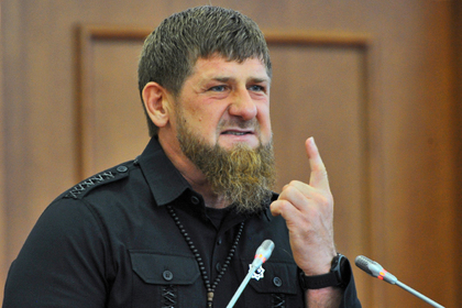 Чеченским депутатам простили крамолу на Кадырова