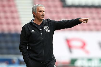 Моуринью изолировался от «Манчестер Юнайтед»