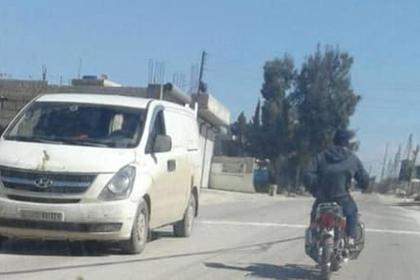 Сирийцы показали шпионские фотографии из Идлиба
