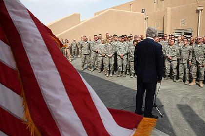 США отправили в Сирию дипломатов