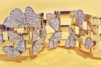 Tiffany & Co. показал фантазии на тему времен года
