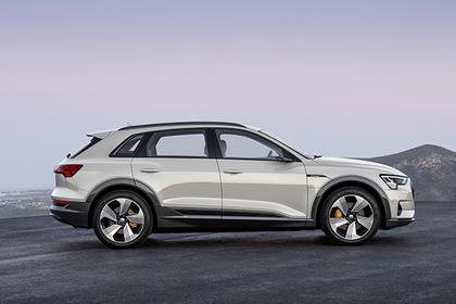 Audi начал выпускать электромобили