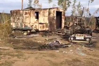 Последствия массовой драки в Башкирии