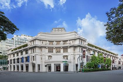 Пятизвездочный отель открылся в историческом здании Сингапура
