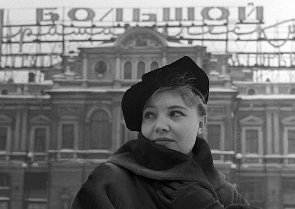 Татьяна Доронина в Ленинграде (1964)